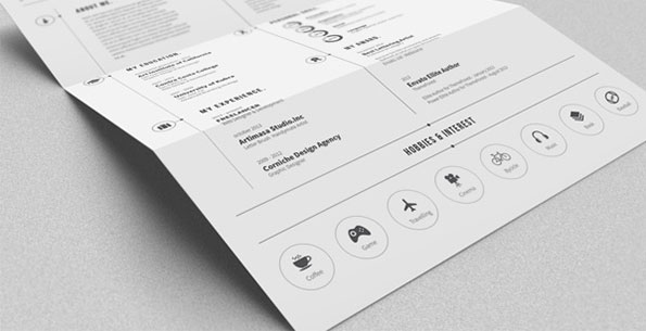 Simple Resume by Bro Luthfi